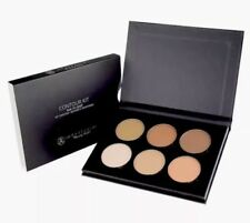Anastasia Beverly Hills Powder Contour Kit Palette Tan To Deep 6 Shades New