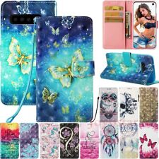 For Samsung Galaxy S9 S10e S10 Plus Card Holder Wallet Leather Phone Case Cover