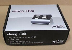 elmeg T100, 5530000061, Tastturerweiterung für IP140 Phone   #2730