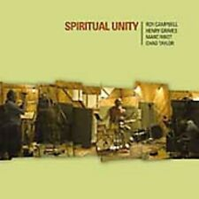 Spiritual Unity 0808713001525 by Marc Ribot CD