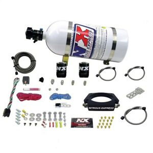 Nitrous Express 20933-10 GM LS Plate System
