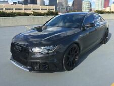 Audi A6 4G C7 PREFACELIFT Front RS6 Look Bumper NEW WITH ALL GRILL INCLUDED