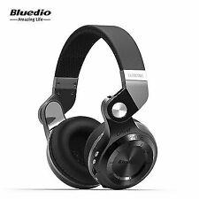Bluedio T2 Plus Turbine Wireless Bluetooth Headphones with Mic Micro SD Card Slot