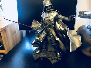 Kotobukiya Artfx Star Wars Darth Vader Chrome Version