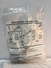 Solenoid Connector