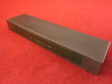Vintage Norton Black Ultra Fine Hard Arkansas oil stone