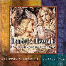 Handel: The Messiah (Highlights) (CD, Ministry Music)