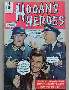 HOGAN'S HEROES #9 OCTOBER 1969 VG 4.0 RARE LAST ISSUE