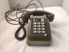 Téléphone vintage à touche Socotel modèle S63