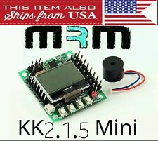 USA KK2.1.5 Mini LCD Control Board Quad Quadcopter Multirotor KK2 KK2.1 Naze32