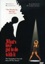 What's Love Got to Do With It? (DVD Used Like New) CLR/CC/5.1/WS/Mult DUB