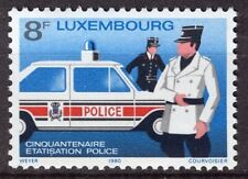 Luxembourg 1980, 50 years local police VF MNH, Mi 1017