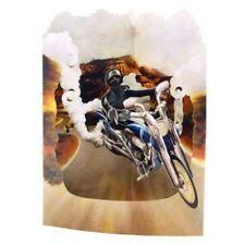 Santoro 3D Swing-carte moto