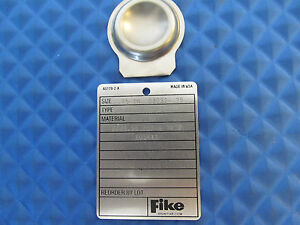 """NIB Fike D30322-.75 Rupture Disc P UT .75"""" 3027.50 PSIG 103411"""
