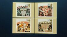 1990 ASTRONOMY STAMPS PHQ CARDS WITH AN ARMAGH PICTORIAL F.D.I.