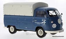 VW T1 Pritschenwagen VW-Service blau  Volkswagen  1:18 Premium ClassiXXs 30070