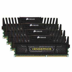 Corsair Vengeance 16GB 8GB CMZ8GX3M2A1600C9 DDR3 1600MHz PC3-12800 DIMM MemoryBT