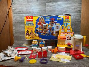 McDonald's Happy Meal Magic Snack Maker Hamburger French Fry Drinks 1993