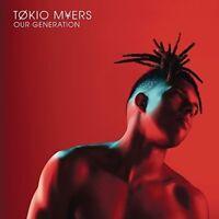 TOKIO MYERS (BGT winner) - OUR GENERATION [CD]