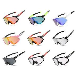 Cycling Outdoor Sports Bicycle Goggles Men Women Road Sunglasses AU Bike M5N8