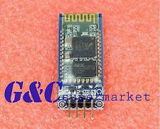 10PCS Slave HC-06 Wireless Bluetooth Transeiver RF Module Serial+4p Port line M8