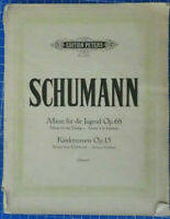 Edition Peters Nr.2301 Schumann Album für die Jugend Op.68 Kinderszenen B-19574