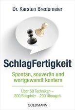 SchlagFertigkeit von Karsten Bredemeier (2014, Taschenbuch)