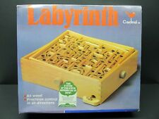 CARDINAL, All Wood LABYRINTH, NO. 190  NEW, Factory Sealed