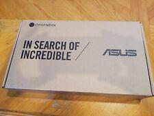 ASUS Chromebox 3 Mini Desktop, Intel Celeron 3865U, 4GB RAM, 32GB SSD, Chrome OS