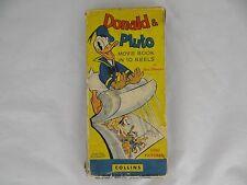 Donald & Pluto Movie Book In 10 Reels - Disney, Walt-illustration 1939