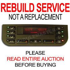 96 97 98 99 BMW 3 Series E36 Digital AC Climate Control Module REBUILD REPAIR
