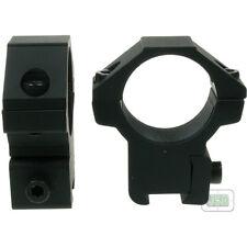 """AccuShot 1"""" 2Pc MEDIUM RIFLE RIMFIRE GUN SCOPE MOUNT M2"""