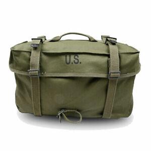 WWII Korean War Vietnam War US Army M1945 Field Pack Bag Cargo Bag