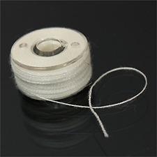 20m PVA Schnur  8-fach geflochten wasserlösliche String Boilies Karpfen Tape