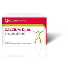 CALCIUM D3 AL Brausetabletten 120 St PZN 9089208