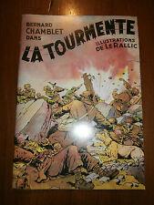 Bernard Chamblet dans la tourmente LE RALLIC numéroté 216 de 1992 TBE