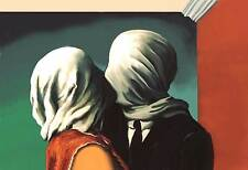 Magritte # 09 cm 50x70 Poster Affiche Plakat Cartel Stampa Grafica Art papiarte