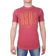 2 M Dsquared Herren-T-Shirts in normaler Größe
