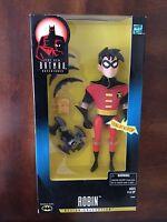 "DC COMICS ROBIN THE ANIMATED BATMAN SERIES 12"" FIGURE 1998"