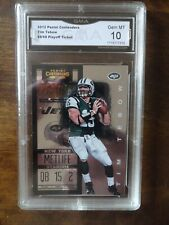 2012 Contenders Tim Tebow Playoff Ticket #/99 Graded GMA Gem MINT 10