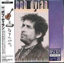 BOB DYLAN-GOOD AS I BEEN TO YOU-JAPAN MINI LP BLU-SPEC CD2 Ltd/Ed E51
