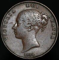 1858/3 | Victoria Penny | Copper | Coins | KM Coins