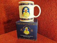 Queen Elizabeth II DIAMOND JUBILEE MUG WITH BOX - FREE UK POSTAGE