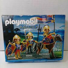 Playmobil Knights 6006 29pc