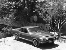 Ford Shelby GT 500 Mustang 1968 & Shelby GT 500 Mustang Convertible 1968 – photo