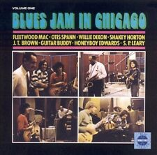 FLEETWOOD MAC - BLUES JAM IN CHICAGO, VOL. 1 [BONUS TRACKS] [REMASTER] USED - VE