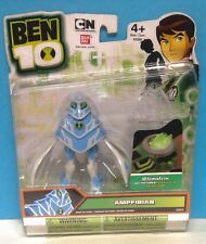 Ben 10 Ampfibian Bandai 4 Inch Figure Brand New Carded 2011
