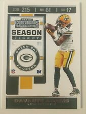 Davante Adams 2019 Panini Contenders Football  Green Bay Packers #68