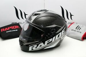 MT Rapide Pro Carbon (Gloss Grey)