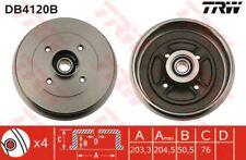 db4120b TRW freno de tambor eje trasero